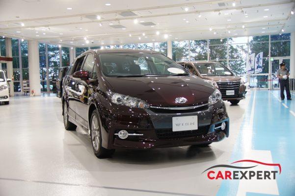 Toyota Wish日規版終於要停產 停產理由原來是因為它 汽車專家